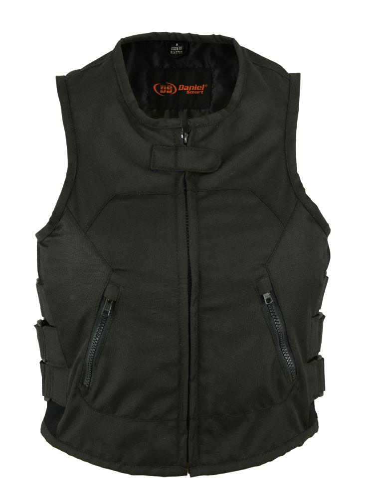 Wholesale Motorcycle Vests Ds212bk Women S Updated
