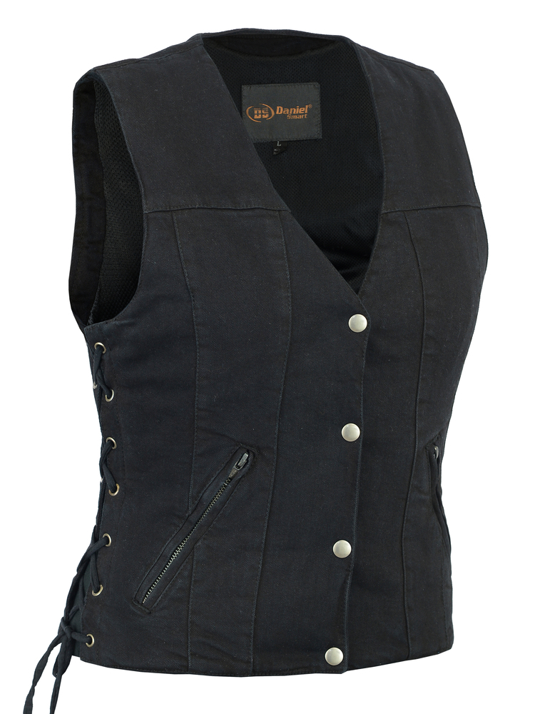 vest single women A single-breasted garment is a coat, jacket, vest, or similar item having one column of buttons and a narrow overlap of fabric in contrast, a double-breasted coat has a wider overlap and.