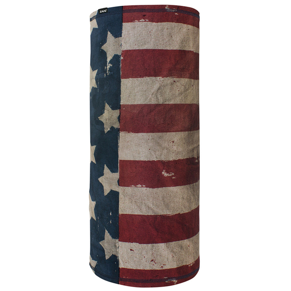 TL408 Motley Tube®, SportFlex™ Series- Patriot | Head/Neck/Sleeve Gear