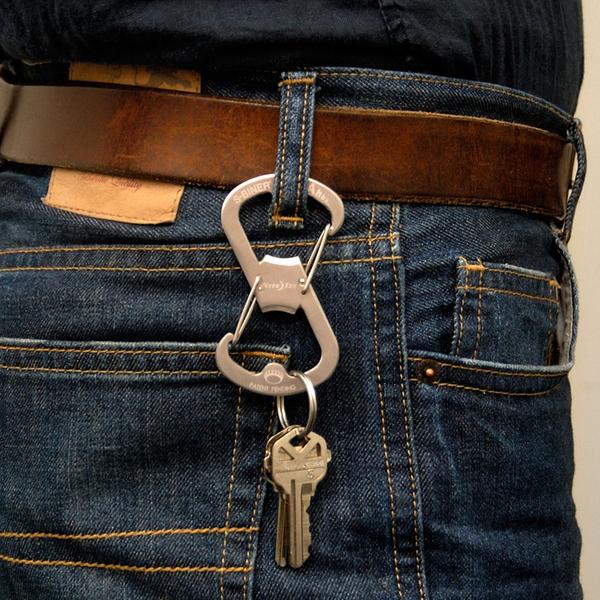 SBO-03-01 AHHH...™ - S-BINER | Wallet Chains/Key Leash