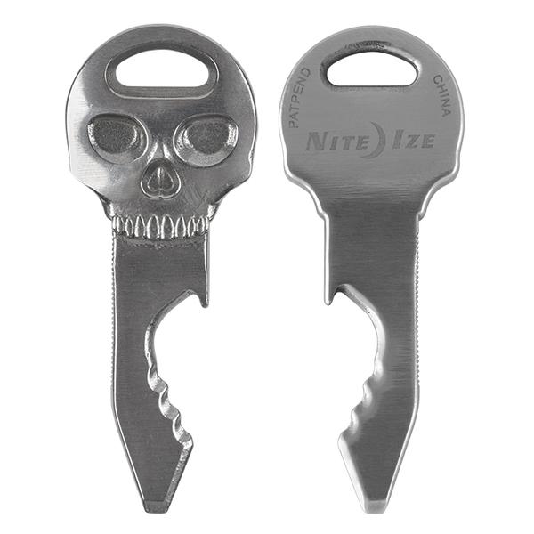 KMTSK-11-R3 DOOHICKEY® SKULLKEY™ KEY TOOL | Wallet Chains/Key Leash