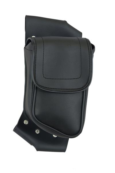 DS5827L Crash Bar Bag – Left Side | Crash Bar Bags