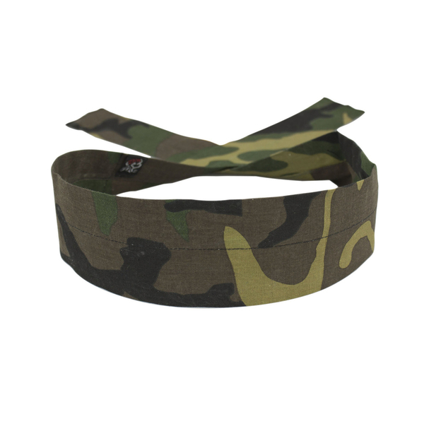 D118 Cooldanna Woodland Camo | Head/Neck/Sleeve Gear
