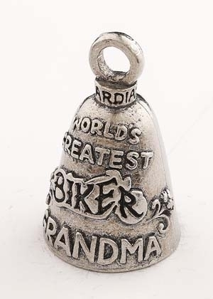 GB Biker Grandma Guardian Bell® Biker Grandm | Guardian Bells