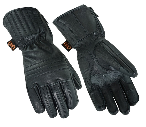 DS32   Superior Features Insulated Cruiser Glove | Men's Gauntlet Gloves