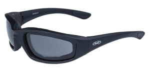 Kickback-SM Kickback Foam Padded Smoke Lenses | Sunglasses