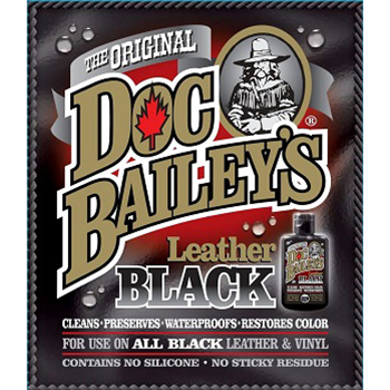 Doc Bailey LBRW Doc Bailey's Leather Black Redye and Waterproof | Leather Cleaners