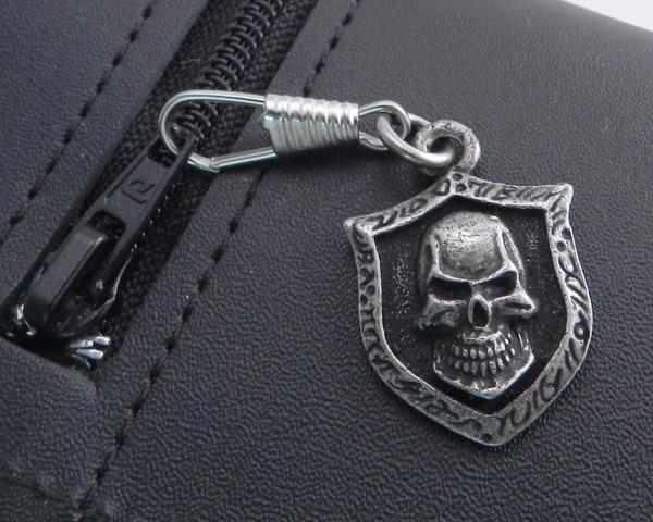 Z-SKXL Skull XL Pendent Zipper Pull | Zipper Pulls