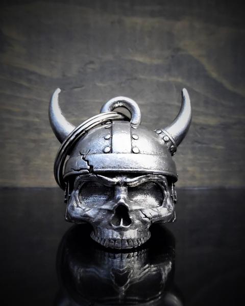 BB-21 Viking Helmet Skull Bell | Bravo Bells