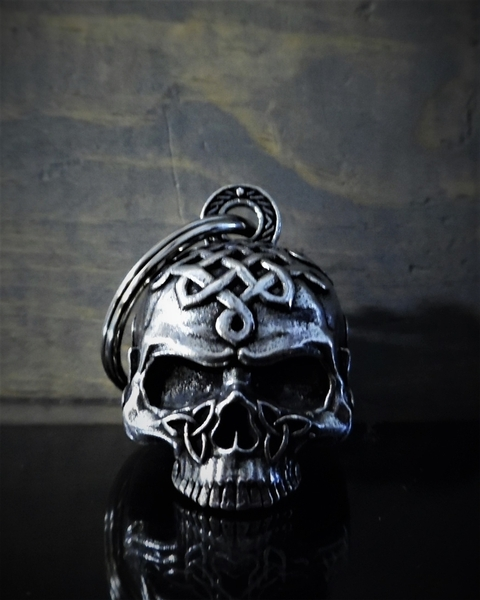 BB-70 Celtic Skull Bell | Bravo Bells