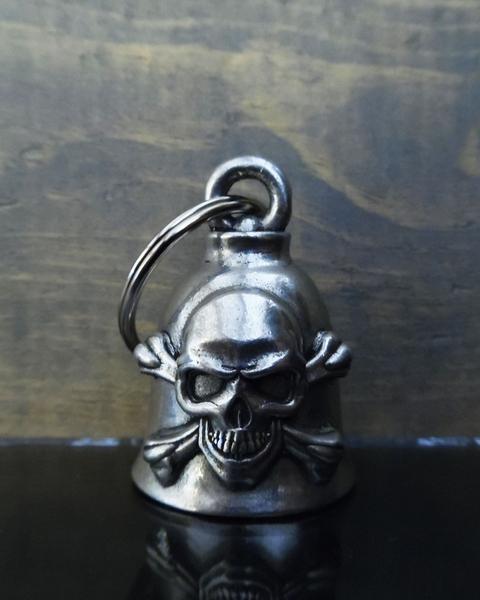 BB-81 Skull Crossbones Bell | Bravo Bells
