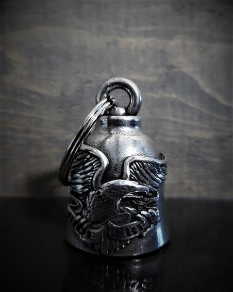 BB-91 Ride Free Eagle Bell | Bravo Bells