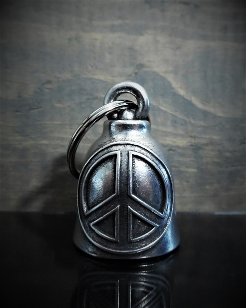 BB-90 Peace Sign Bell | Bravo Bells
