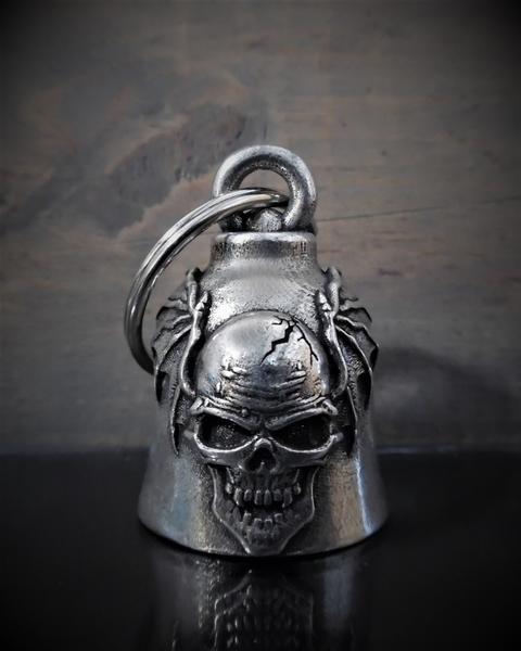 BB-59 Skull Batwing Bell | Bravo Bells