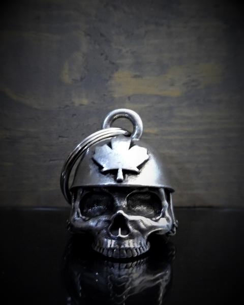 BB-51 Canadian Helmet Skull Bell | Bravo Bells