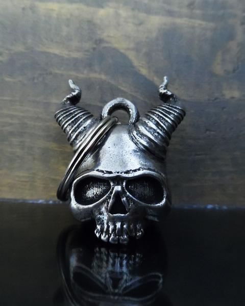 BB-80 Hell Skull Bell | Bravo Bells