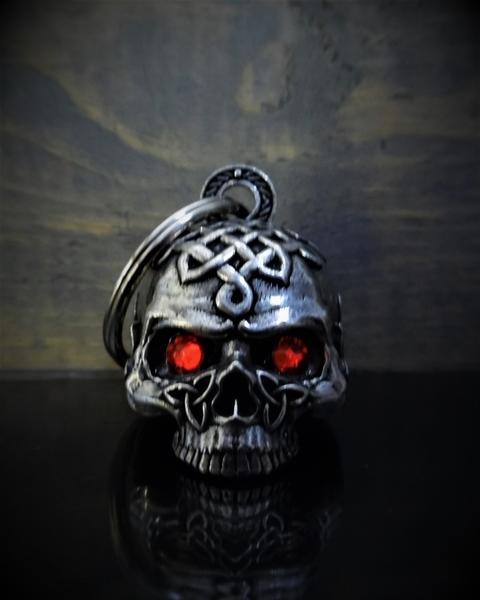 BB-72 Celtic Skull Diamond | Bravo Bells