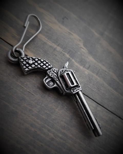 BZP-24 Revolver Zipper Pull | Zipper Pulls