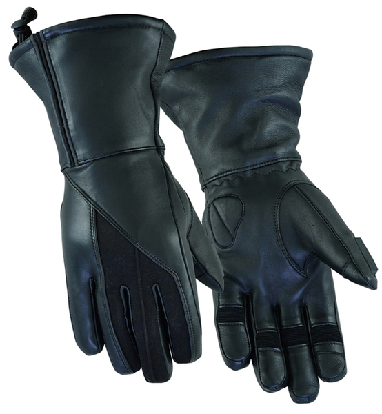 Wholesale Leather Gloves   DS70 Women's Feature-Packed Deer Skin Insulated Cruiser Glove