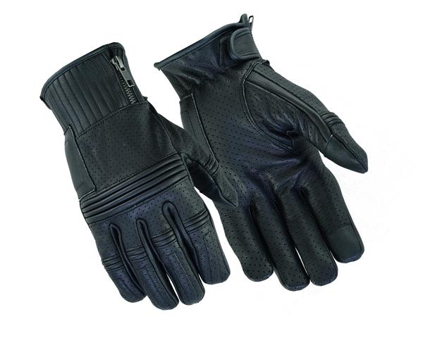 DS93 Premium Perforated Operator Glove | Men's Lightweight Gloves