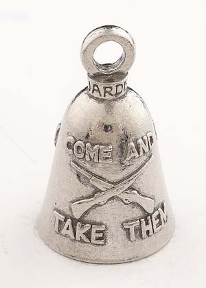 GB Come A Take Guardian Bell® GB Come And Take Them | Guardian Bells