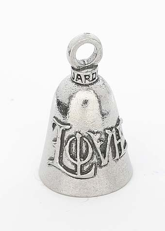 GB Love/Hate A Guardian Bell® GB Love/Hate Ambigram | Guardian Bells