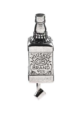 GB Whiskey B Guardian Bell® GB Whiskey Bottle | Guardian Bells