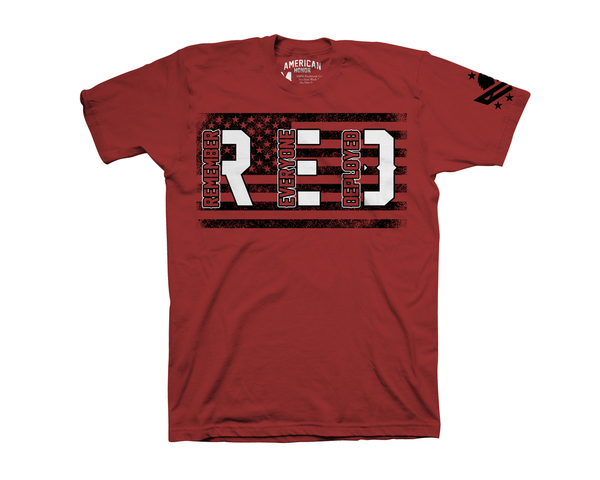 MT10 R.E.D. | Men's Shirts