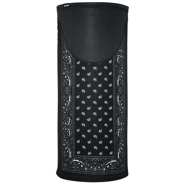 TW101 Tube, Windproof, Black Paisley | Head/Neck/Sleeve Gear