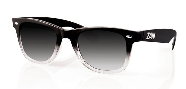 EZWA04 Winna Sunglass, Black Gradient, Smoked Lens | Sunglasses