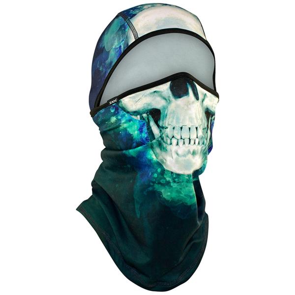 WB4L414 Convertible Balaclava, SportFlex™ Series, Paint Skull | Head/Neck/Sleeve Gear