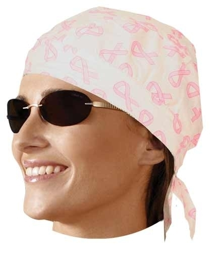 HW2681 Headwrap Pink Ribbon | Headwraps