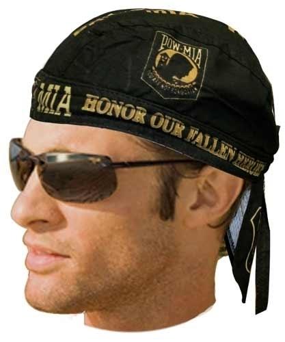 HW2670 Headwrap POW/MIA | Headwraps
