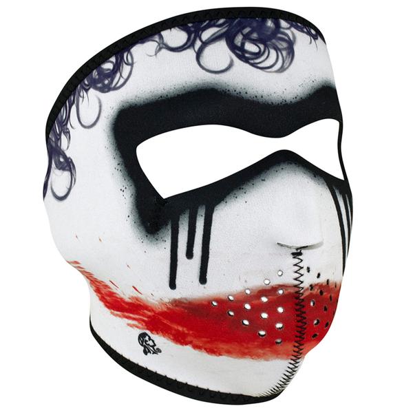 WNFM062 ZAN® Full Mask- Neoprene- Trickster | Full Facemasks