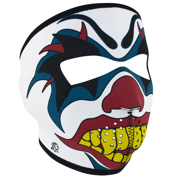 WNFM005 ZAN® Full Mask- Neoprene- Clown | Full Facemasks