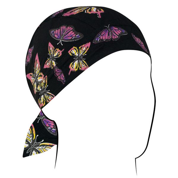 Z336 Flydanna®, Cotton, Mixed Butterflies | Headwraps