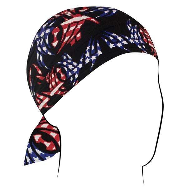 Z594 Flydanna®, Cotton, Tribal Patriot | Headwraps