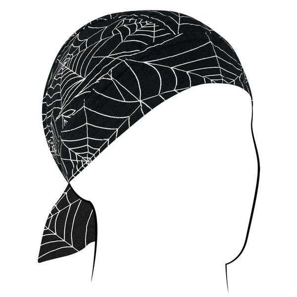 Z368 Flydanna®, Cotton, Web Wrapped | Headwraps
