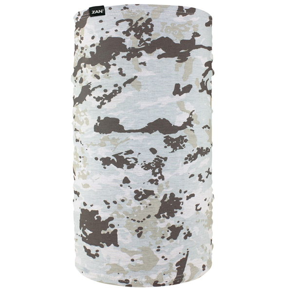 TF198 Motley Tube® Fleece Lined- Winter Camo | Head/Neck/Sleeve Gear