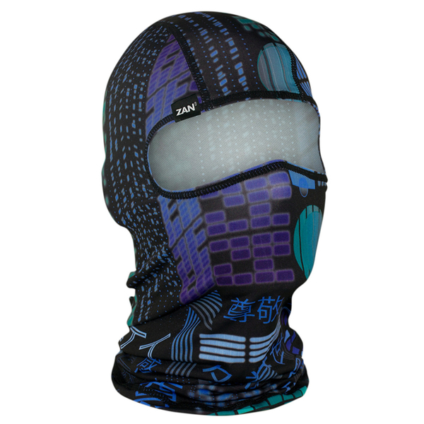 WBP099 Balaclava Polyester- Shinobi Nights | Head/Neck/Sleeve Gear