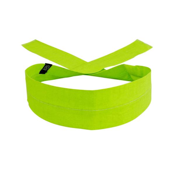DC142L Cooldanna® Cotton, High-Visibility Lime | Head/Neck/Sleeve Gear