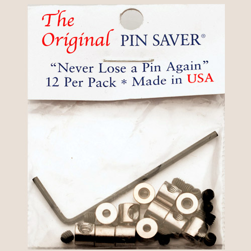 GB Pin Sv Pinz Saver - 12 Pcs Per Pack | Guardian Bells