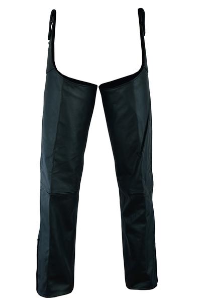 DS424 Unisex Adjustable Side Snap Beltless Chap | Chaps & Pants