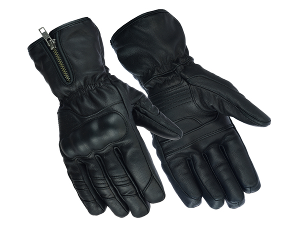 Wholesale Leather Gloves | DS41 Cold Weather Gauntlet