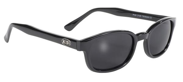 2120 KD's Blk Frame/Smoke Lens | Sunglasses