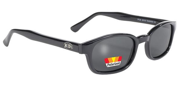 2019 KD's Blk Frame/Polarized Gray Lens | Sunglasses