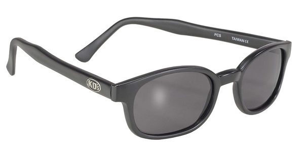20010 KD's Blk Matte Frame/Smoke Lens | Sunglasses