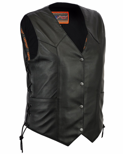 DS254 New Catch | Women's Leather Vests