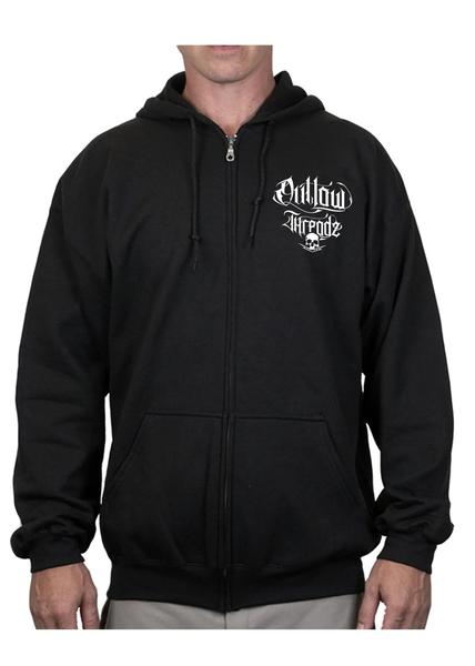 MZ24 Coffin Zipper Hoodie | Men's Shirts