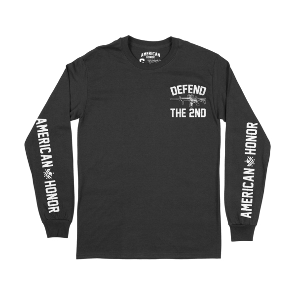 MLS01 Defend Long Sleeve | Men's Shirts